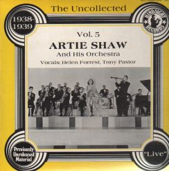 ArtieShaw_TheUncollected_Vol_5